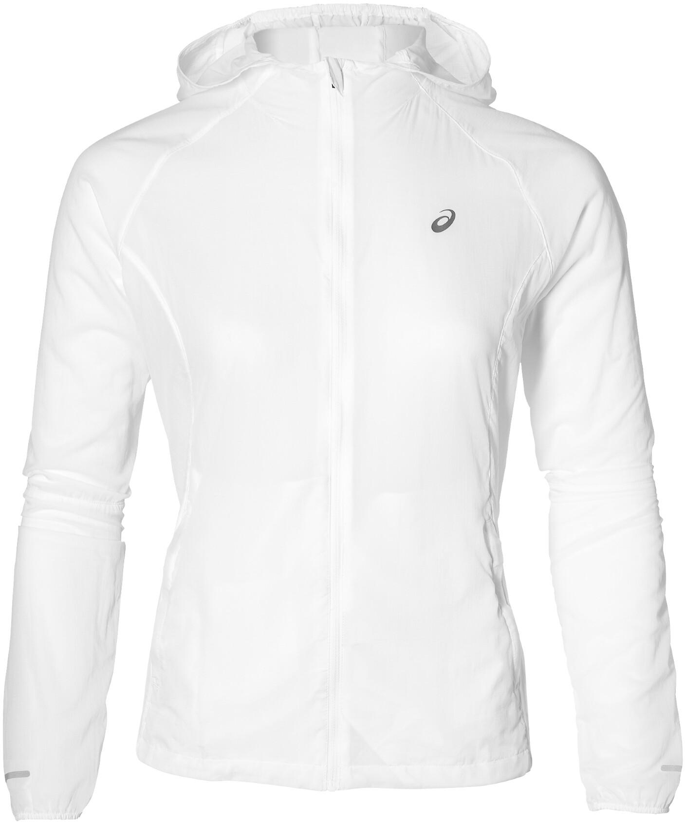 8da0c7919bf asics Packable - Chaqueta Running Mujer - blanco